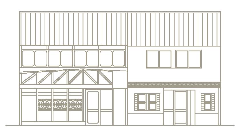 元遊郭建築